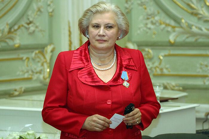 Людмила Васильевна Кулешова