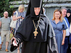 Ukrainian monastery opens shelter for domestic abuse victims (+VIDEO)