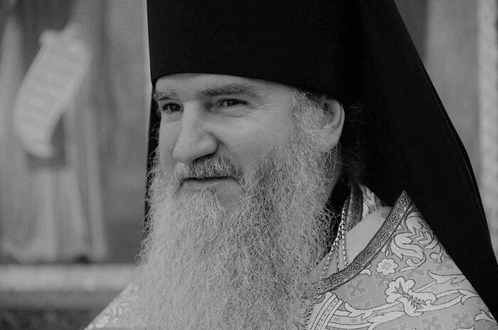 Архимандрит Мефодий. Фото : официальный сайт Валаамского монастыря