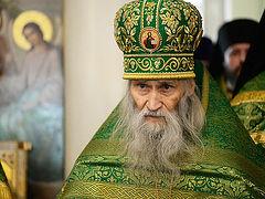 Beloved Russian Elder Iliy (Nozdrin) diagnosed with COVID