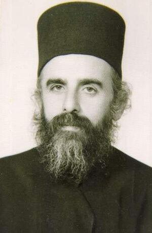 Ο Ιερομόναχος Ισαάκ (Ατάλλα)