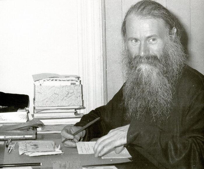 Архимандрит Владимир (Сухобок) – наш классный наставник