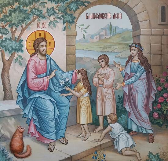 О семье и воспитании детейпо наставлениям преподобного Порфирия Кавсокаливита