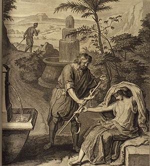 Онан и Фамарь