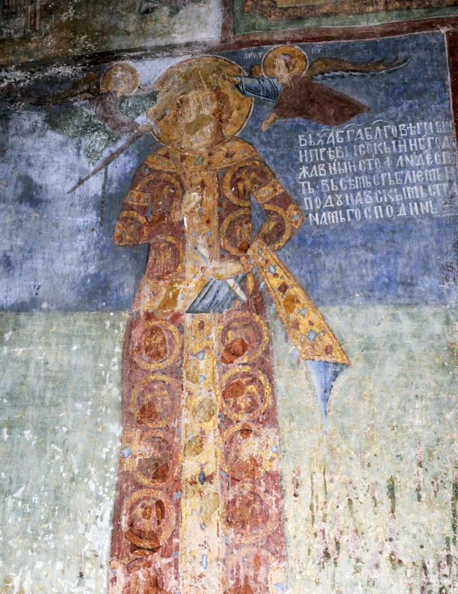 Ο Άγιος Στέφανος Λάζαρεβιτς Βισόκι