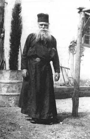 Hieromonk Nikodemos of Karyes