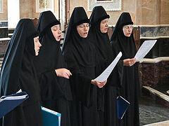 «Монастырь – большая духовная семья, где каждый должен помогать и участвовать в жизни друг друга»