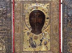 Georgian Church calls on gov't to return ancient Ancha Icon of Christ