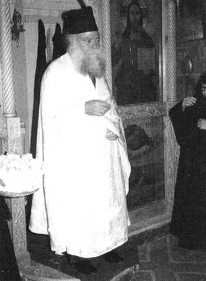 Иеромонах Никодим Карейский