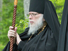 Abbot and two monks of Holy Cross Monastery (ROCOR) hospitalized, monastery temporarily closed