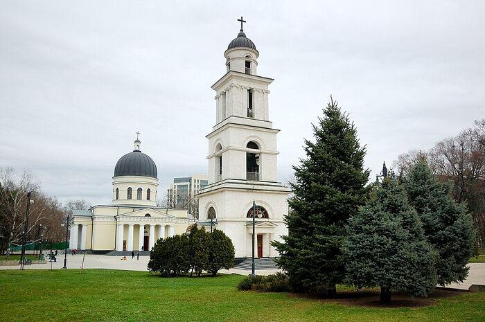 Кафедральный собор Рождества Христова в Кишинёве