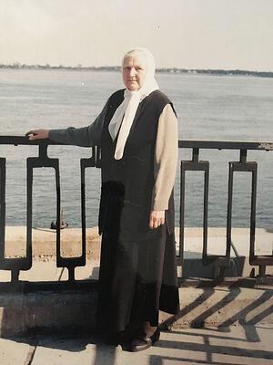 Матрона Ивановна (Пискурева), в монашестве Андроника