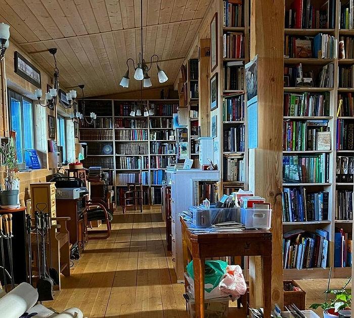 Публичная библиотека Виталия Сурвилло