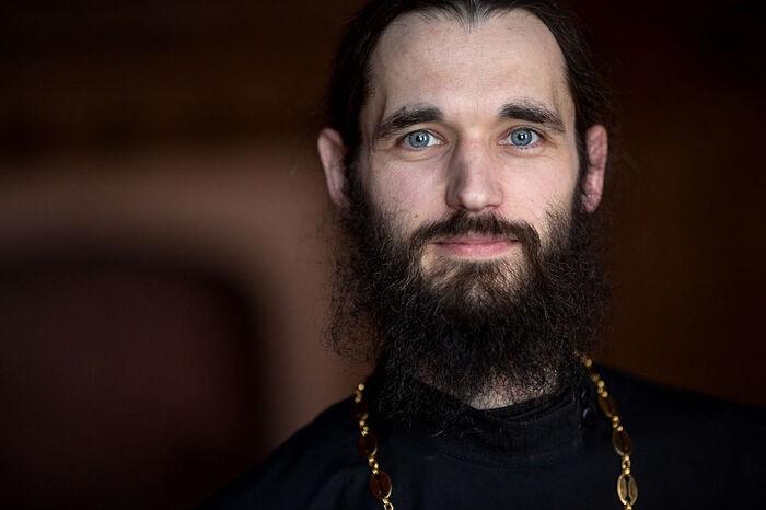 Отец Пантелеимон (Королев), игумен Данилова монастыря в Переславле