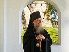 У наместника Соловецкого монастыря епископа Озерского Порфирия диагностирована короновирусная инфекция