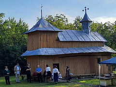 Romanian diocese reestablishing hermitage that traces to St. Stephen the Great