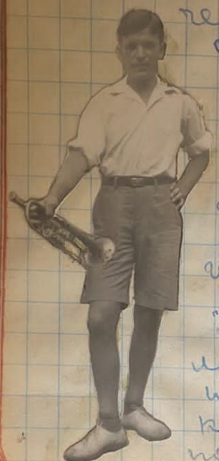 Мой дедушка – трубач