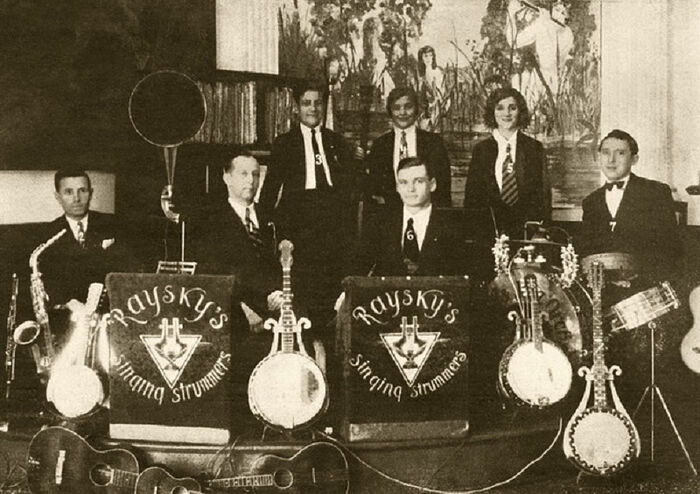 Russian musicians in Shanghai, the 1930s