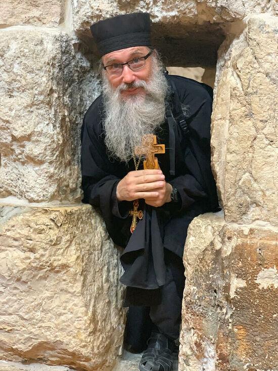 Archpriest Pau Volmensky