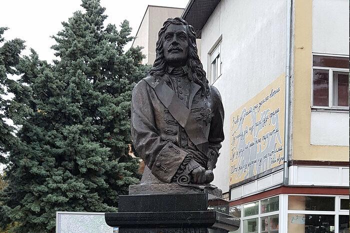 Памятник Савве Владиславичу - Рагузинскому в Гацко (Республика Сербская). Фото: Александр Борисов