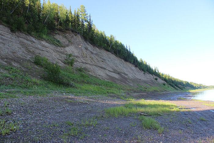 Палеолитическая стоянка Бызовая