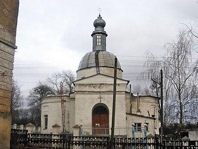 Церковь XVIII века отреставрируют в бывшем имении князя Романова в Брянской области