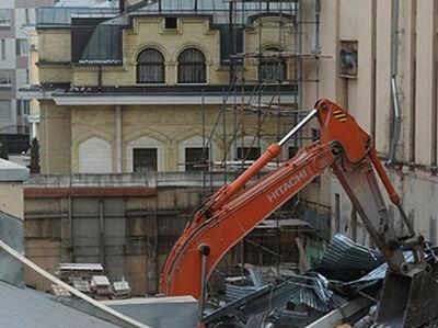 Состоялись переговоры по вопросу сноса домовой церкви мученика Трифона в центре Москвы