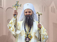 Patriarch of Serbia to visit America this fall
