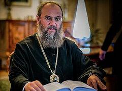 Управделами Украинской Православной Церкви: Авантюра «восточного папы» угрожает чистоте веры
