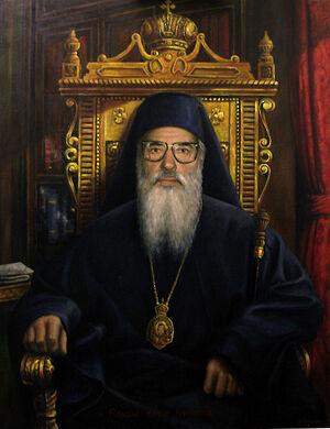 Епископ Жичский Хризостом (Столич)
