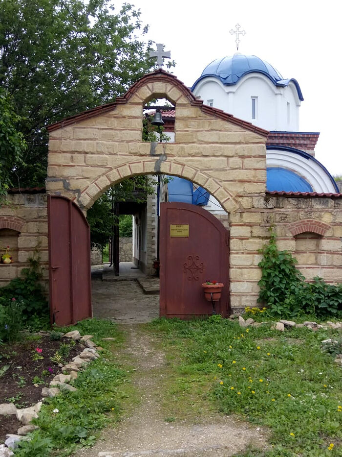 The Skete of St. Anna by the Kazan-St. Tryphon Hermitage
