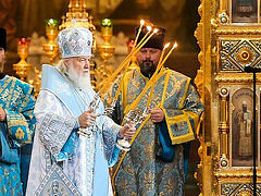 """""""Sinful and inexplicable"""": Patriarch Kirill denounces Patriarch Bartholomew's visit to Ukraine"""
