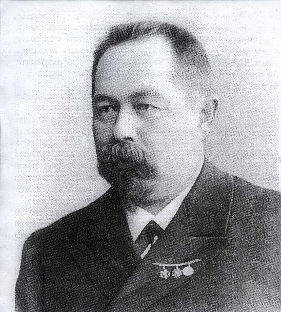 Николай Никитич Никонов, архитектор Санкт-Петербургской епархии
