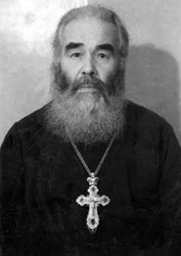 Протоиерей Алексей Кибардин