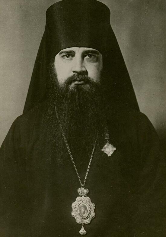 Metropolitan Philaret (Vakhromeev) in his youth