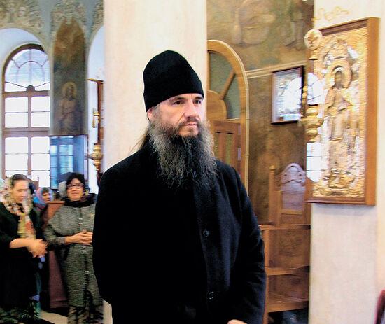 Επίσκοπος Τάρα και Τιουκάλινσκ, Σαββάτιι (Ζαγκρεμπέλνιι)