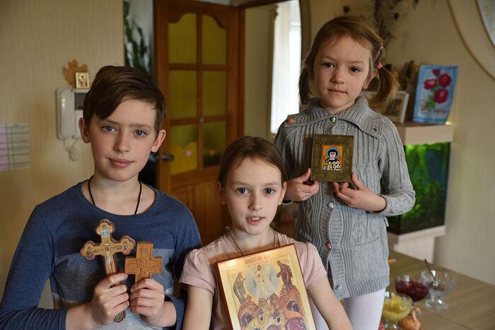Семейные реликвии, привезенные из Австралии