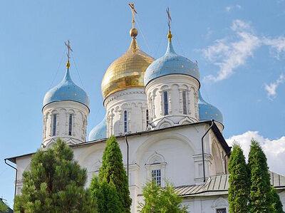 Спасо-Преображенский собор Новоспасского монастыря отреставрируют к 2023 году