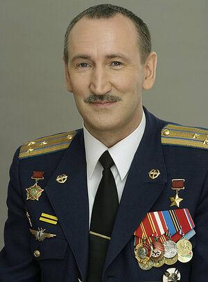 Ο Βαλέριϊ Μπουρκόβ