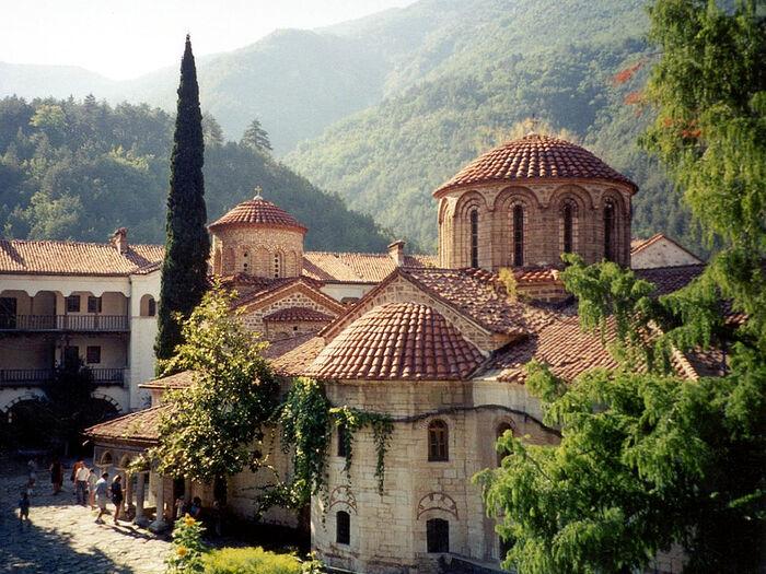 Bachkovo Monastery. Photo: flickr.com