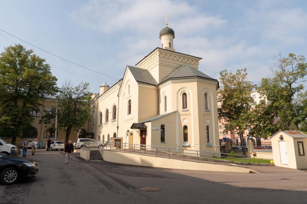 Храм святителя Алексия, митрополита Московского