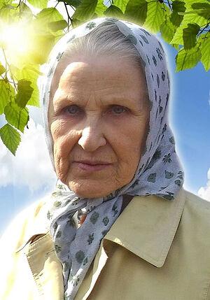 Монахиня Виталия (Пискурева)