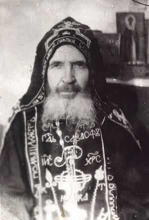 Преподобный Андроник (Лукаш)