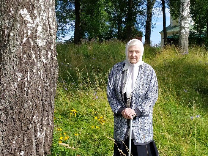 Монахиня Андроника (Пискурева)