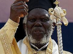 Metropolitan Jonah of Uganda reposes in the Lord