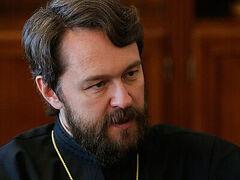 Митрополит Волоколамский Иларион: Позорный визит Патриарха Варфоломея на Украину продемонстрировал миру плоды его деяний