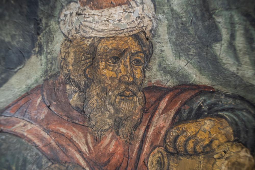 Притча о милосердном самарянине. Фрагмент