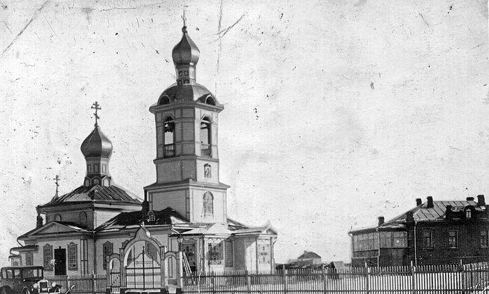 Казанско-Богородицкий монастырь в Харбине