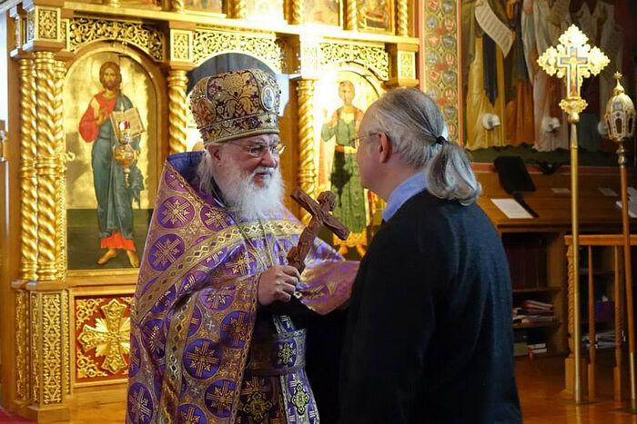 Протопресвитер Валерий Лукьянов