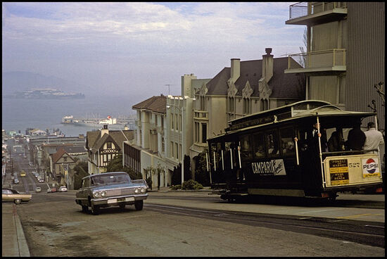 San Francisco in the 1960s